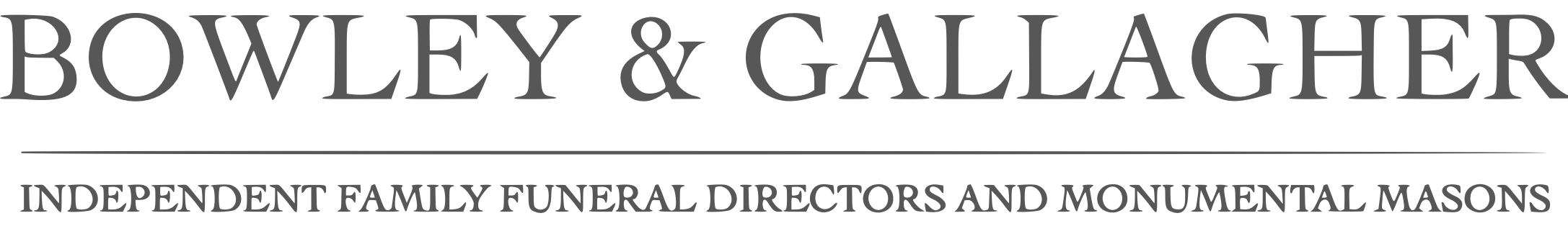 Bowley & Gallagher Logo