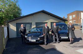 funeral directors vehicle fleet